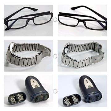 LifeBasis 2500ml Professioneller Ultraschallreiniger , mit Entgasung und Heizung , großes Ultraschall Reinigung Gerät , Ultraschallreinigungsgerät Ultraschallbad für Brillen Schmuck Zahnbürsten Gebiss -