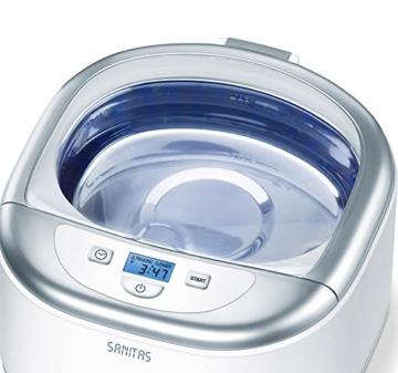Sanitas SUR 42 Ultraschallreinigungsgerät -