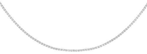 Unisex-Kette 18 Karat (750) Weißgold 460 mm 7.16.0504 -