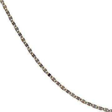 14 k ( 585 ) Gold Armband – B 2,90 mm – T 0,70 mm – L 19 cm -
