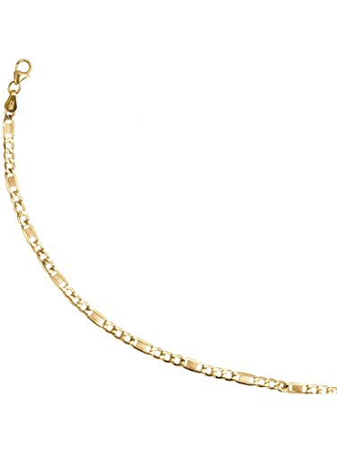 8 k ( 333 ) Gold Armband – L 19 cm