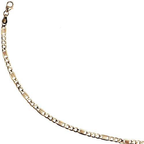 8 k ( 333 ) Gold Armband – L 19 cm -