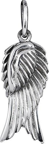 Anhänger zwei Engelsflügel beweglich Silber Schmuck