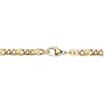 Armkette – Gold 585 14K – Dollarmuster – gold