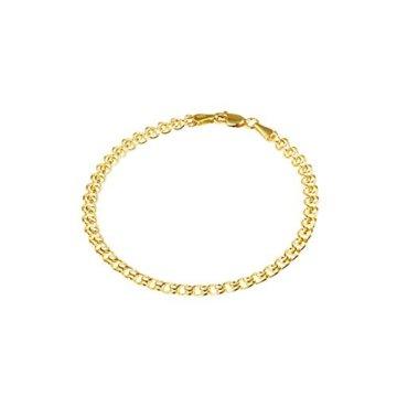 Bella Donna Damen-Armband 585 Gold