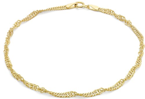 Carissima Gold Damen-Armband Gelbgold gelb gold 375 19cm/7.5inch 1.23.6582
