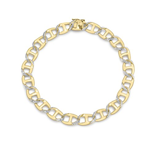 Carissima Gold Herren-Armband Gelbgold gold 9 k (375) 21.6cm/8.5inch 1.28.869G