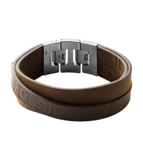 FOSSIL Armband JF84955040 Leder braun