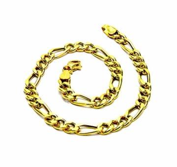 Pegaso Gioielli–Armband gold gelb 18kt Herren 3+ 1Herren CM 20,8