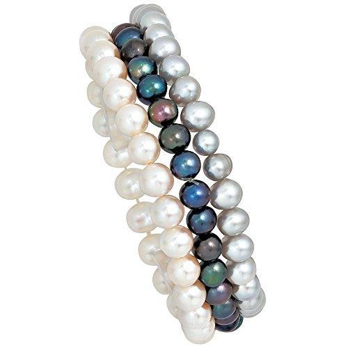 Perlen Armband mit Perle – China – Zuchtperle