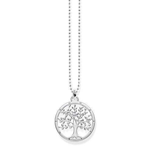 THOMAS SABO Damen Kette KE1660-001-21 925er Sterlingsilber Silberfarben