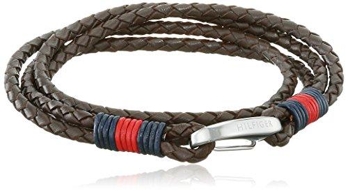 Tommy Hilfiger Herren-Armband Edelstahl 22 cm-2700606