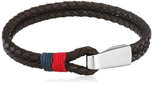 Tommy Hilfiger Herren-Armband Edelstahl 23 cm-2700671