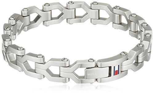 Tommy Hilfiger Herren-Armband Edelstahl Emaille 22 cm-2700897
