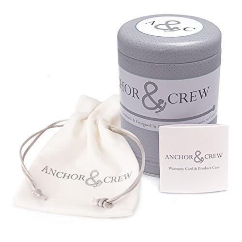ANCHOR & CREW  – -