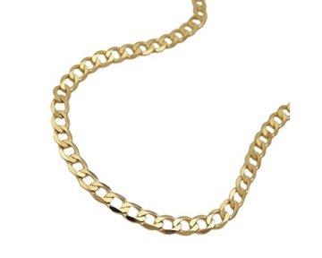 Armband, 19cm, Weitpanzer, 14Kt GOLD -