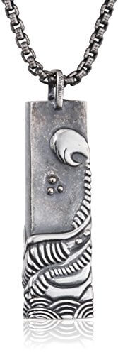 caï men Herren Halskette Veneziakette 925 Silber vintage-oxidized