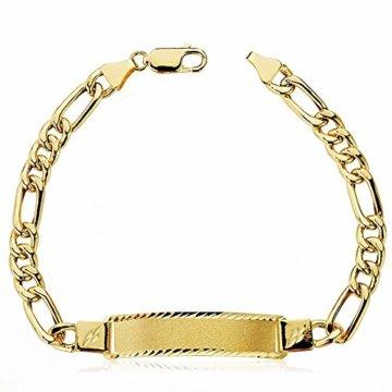 Cartier 18k Gold hohlen handmaid 21.5cm. [AA2417] -