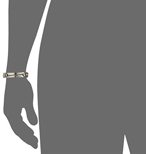 FOSSIL Armband JF84283040 Edelstahl silber -