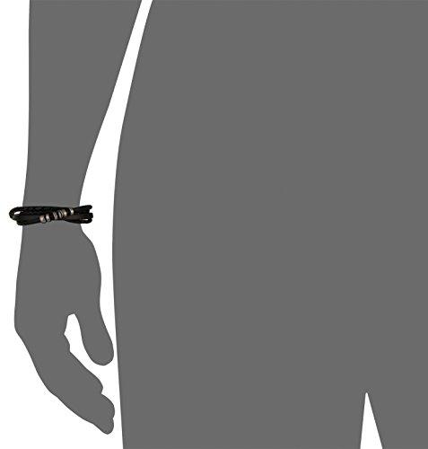 FOSSIL Armband JF85299040 Leder schwarz -