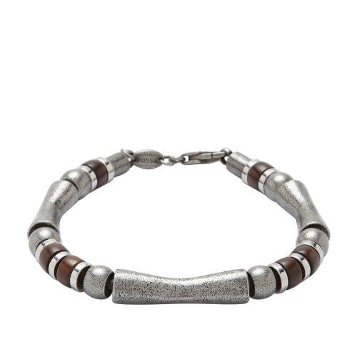 Fossil Herren-Armband Edelstahl JF87221040 -