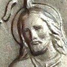 Medaille des Heiligen Judas Thaddäus Apostel In Sterling Silber 925 mit Kette Sterling Silber 925 -