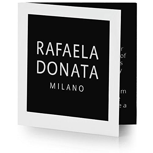 Rafaela Donata Unisex-Armband Leather Collection Leder schwarz Magnetverschluss -