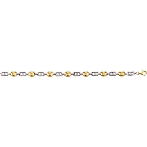 SF Bijoux Armband 2Gold–Herren -