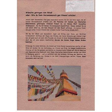 """""""Space Norbu"""" – Wunsch & Glücks-Armband aus tibetischen Gebetsfahnen und indischen Saris. Edelsteine und buddhistische Mantras und das OM-Symbol bilden eine originelle Geschenk-Idee für Frauen. -"""