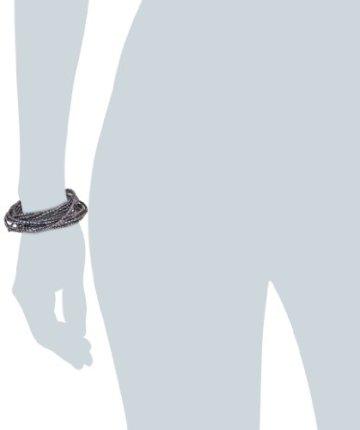 Story Unisex Armband lilla Perle 6cm 1304751-60 -