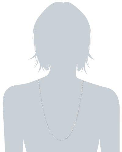 Thomas Sabo Unisex-Kette ohne Anhänger Charm Club Weitankerkette circa blank 925 Silber – X0002-001-12 -