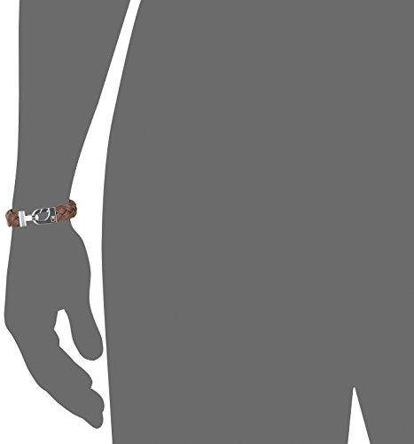 Tommy Hilfiger Herren-Armband Edelstahl 22 cm-2700874 -