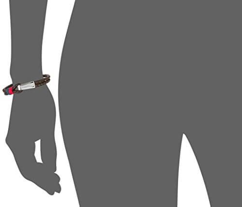 Tommy Hilfiger Herren-Armband Edelstahl 23 cm-2700671 -