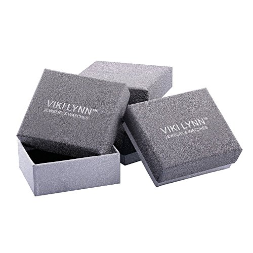 VIKI LYNN Sterling Silber 925 Schmuck in Stern Form -