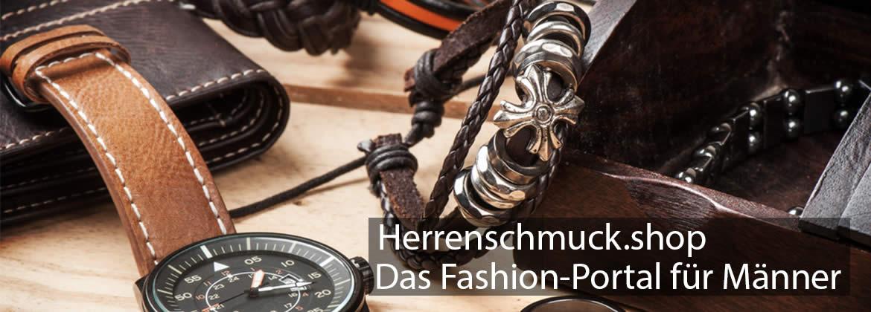 Herrenschmuck.shop Das Fashion-Portal für Männer